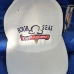 Four Seas 75th flex fit hat