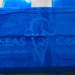 Four Seas Ice Cream Beach Towel