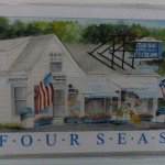 Four Seas Ice Cream Magnets