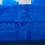 Four Seas Ice Cream Beach Towel
