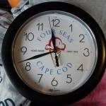Four Seas Clock