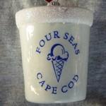 Ice Cream Ornament
