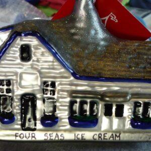 Four Seas Ornament