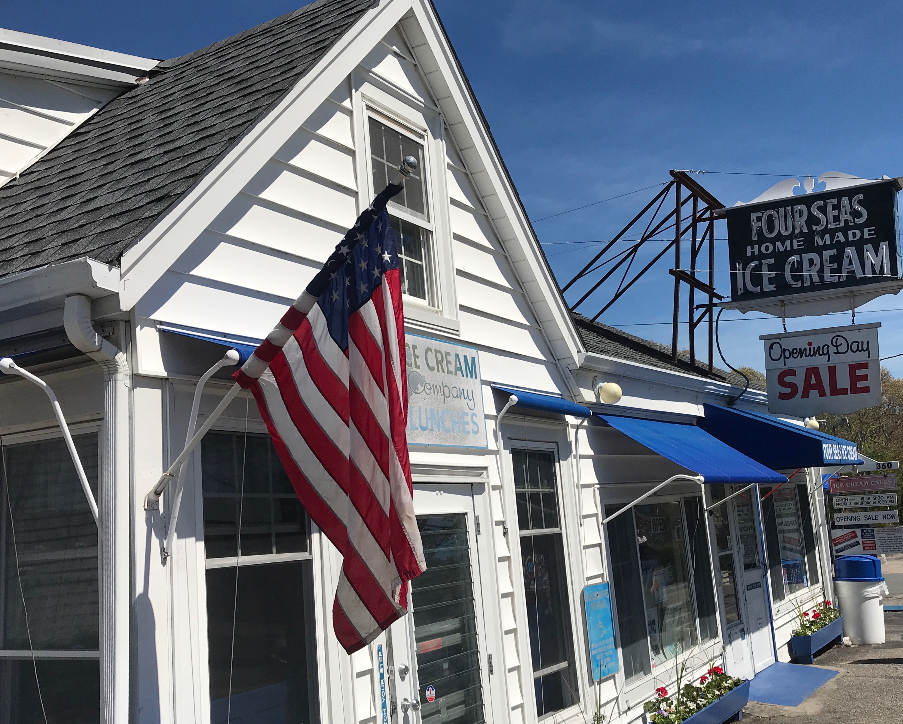 creamery - Four Seas - Cape Cod